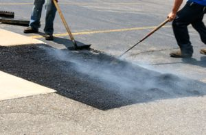 Linepro striping asphalt and concrete repairs | lineprostriping. Com.